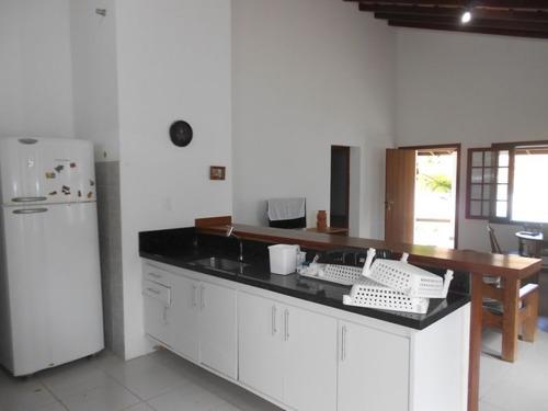 casa em condomínio com 3 quartos para comprar no barra do jacuípe em camaçari/ba - 236