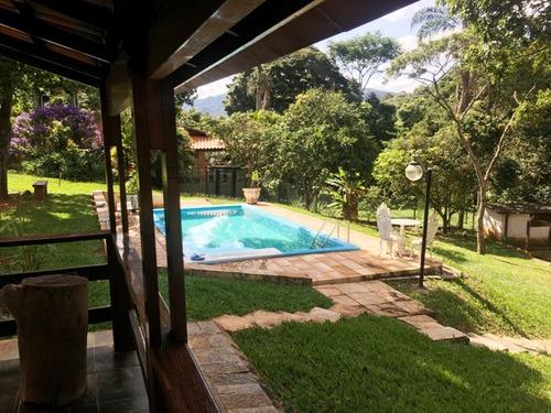 casa em condomínio com 3 quartos para comprar no condomínio aldeia da cachoeira das pedras em brumadinho/mg - 986