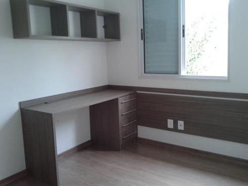 casa em condomínio com 4 dormitórios à venda, 107 m² por r$ 490.000 - granja viana - cotia/sp - ca10045