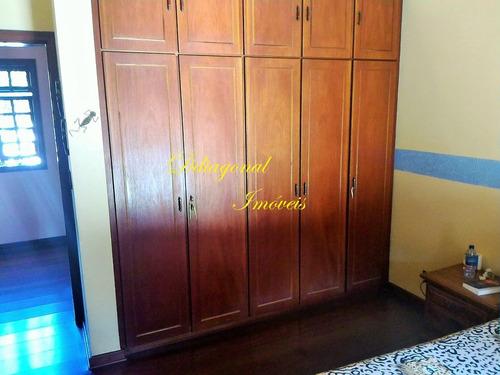 casa em condomínio com 4 dorms - cotia - claudio 77246