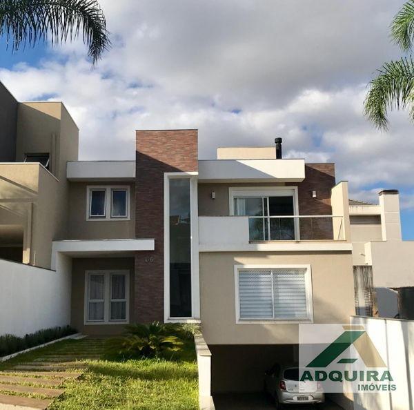 casa em condomínio com 4 quartos - 4568-v