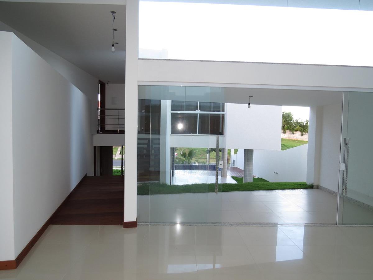 casa em condomínio com 4 quartos para comprar no abrantes em camaçari/ba - 436