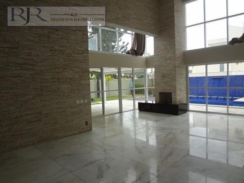 casa em condomínio com 4 quartos para comprar no condomínio alphaville lagoa dos ingleses em nova lima/mg - 381