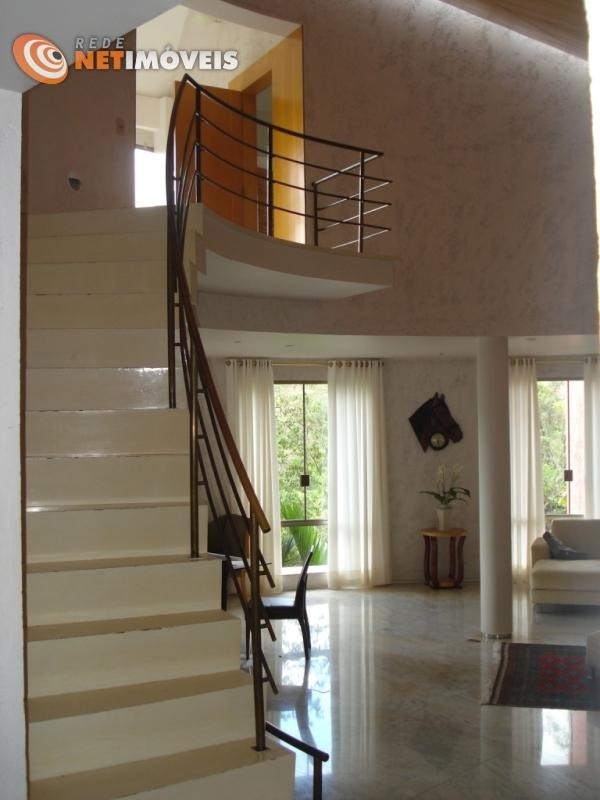 casa em condomínio com 4 quartos para comprar no condomínio bosque da ribeira em nova lima/mg - 158