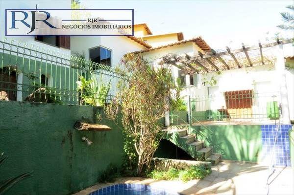 casa em condomínio com 4 quartos para comprar no condomínio le cottage em nova lima/mg - 174