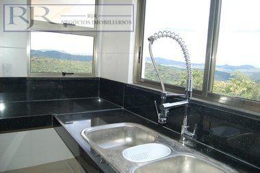 casa em condomínio com 4 quartos para comprar no condomínio pasárgada em nova lima/mg - 313