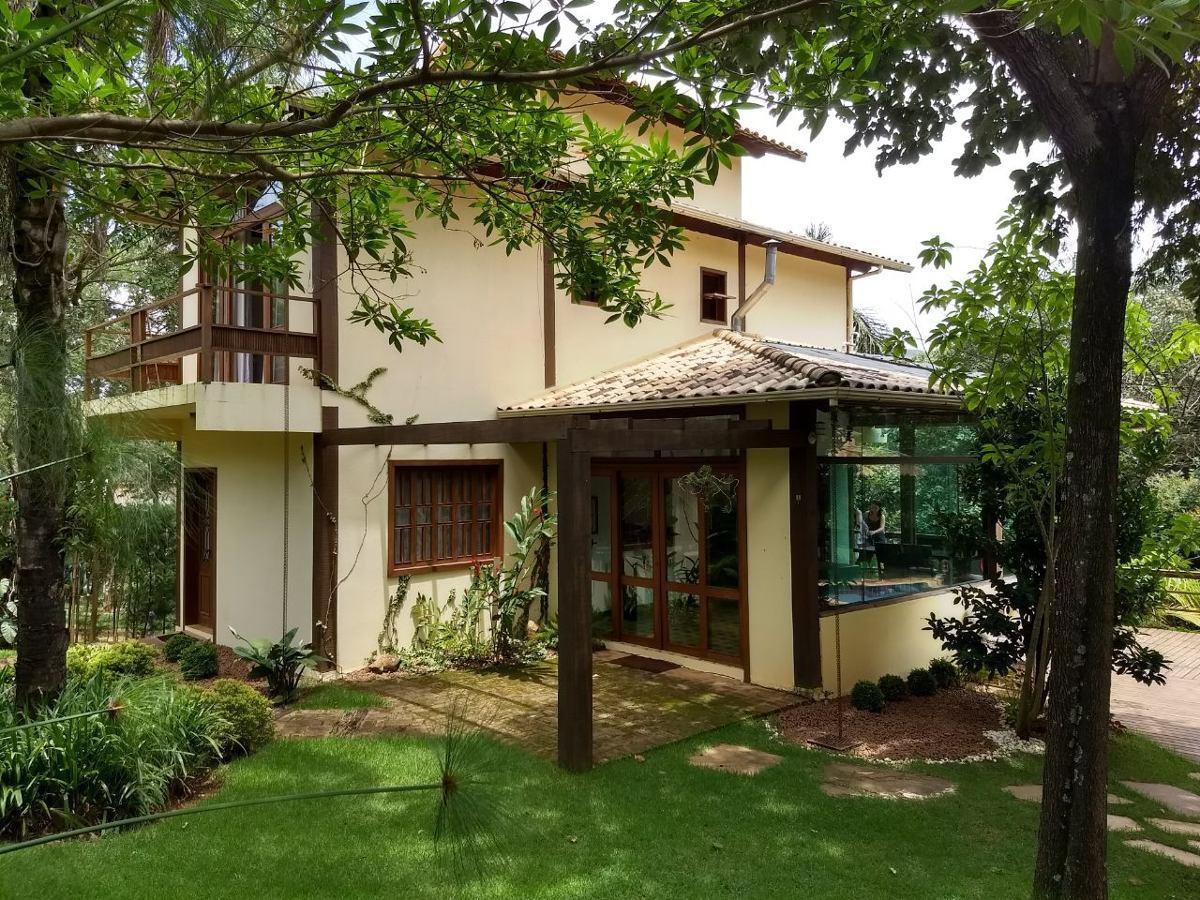 casa em condomínio com 4 quartos para comprar no condomínio recanto do vale em brumadinho/mg - 1208
