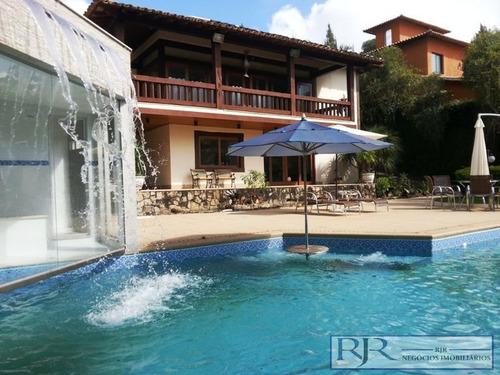 casa em condomínio com 4 quartos para comprar no condomínio vila del rey em nova lima/mg - 142