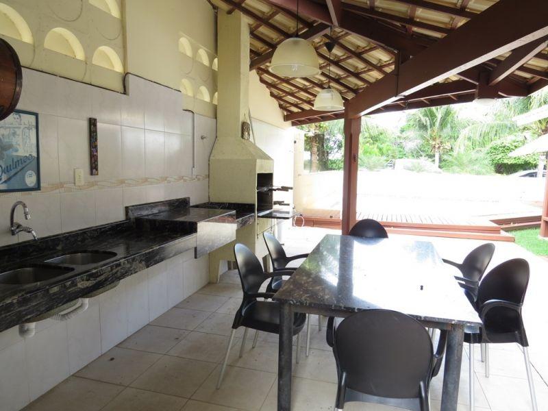casa em condomínio com 4 quartos para comprar no guarajuba em camaçari/ba - 353