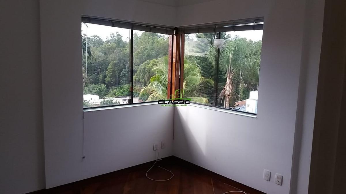 casa em condomínio com 4 quartos para comprar no planalto em belo horizonte/mg - 3491