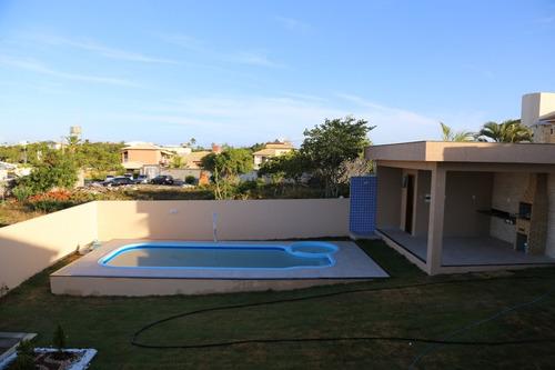 casa em condomínio com 5 quartos para comprar no barra do jacuípe em camaçari/ba - 472