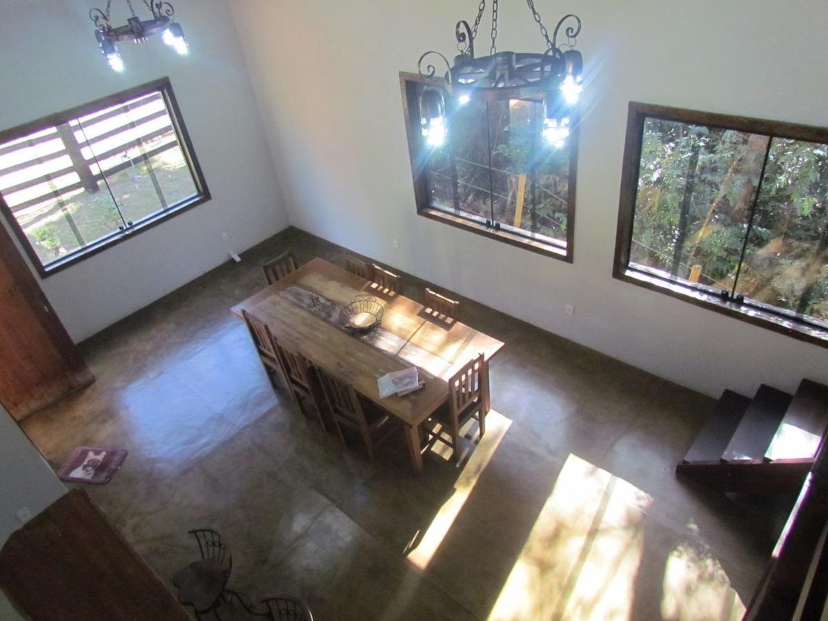 casa em condomínio com 5 quartos para comprar no condomínio aldeia da cachoeira das pedras em brumadinho/mg - 1755