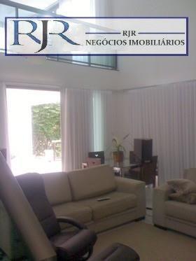 casa em condomínio com 5 quartos para comprar no condomínio alphaville lagoa dos ingleses em nova lima/mg - 375