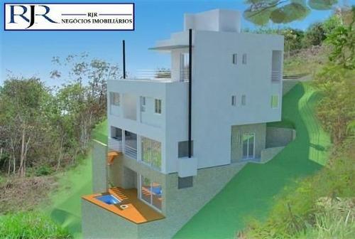casa em condomínio com 5 quartos para comprar no condomínio ville de montagne em nova lima/mg - 212