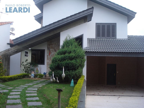 casa em condomínio condomínio arujá 5 - arujá - ref: 393295