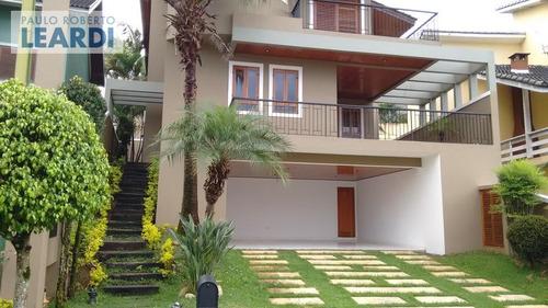 casa em condomínio condomínio arujá 5 - arujá - ref: 445648