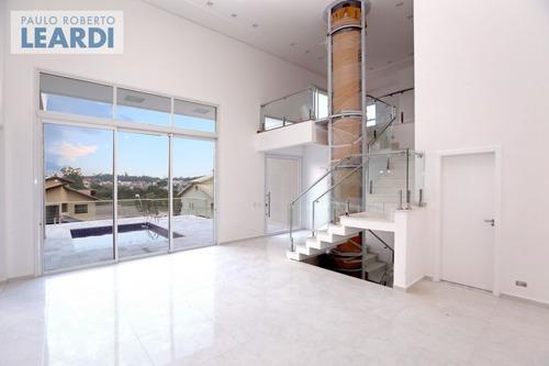 casa em condomínio condomínio arujá 5 - arujá - ref: 453444