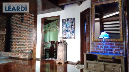 casa em condomínio condomínio arujá country club - arujá - ref: 406706
