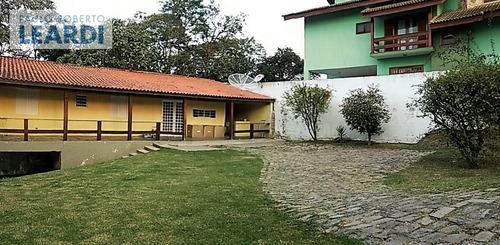 casa em condomínio condomínio arujá country club - arujá - ref: 468049