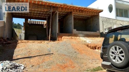 casa em condomínio condomínio arujá verdes lagos - arujá - ref: 476324