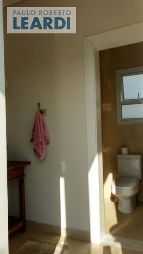 casa em condomínio condomínio arujá verdes lagos - arujá - ref: 520626