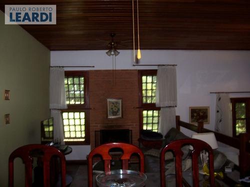 casa em condomínio condomínio arujazinho 3 - arujá - ref: 379441
