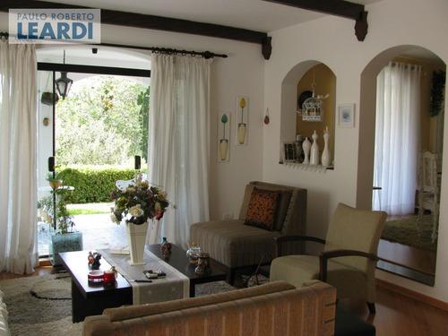 casa em condomínio condomínio arujazinho 3 - arujá - ref: 389012