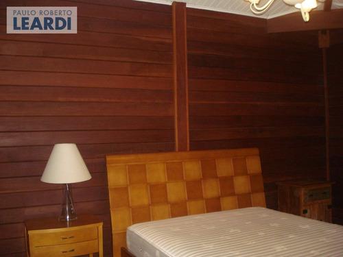 casa em condomínio condomínio arujazinho 3 - arujá - ref: 391183