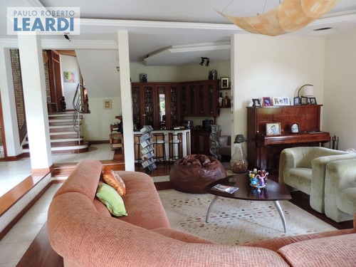 casa em condomínio condomínio arujazinho 3 - arujá - ref: 391960