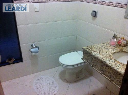 casa em condomínio condomínio arujazinho 3 - arujá - ref: 437731