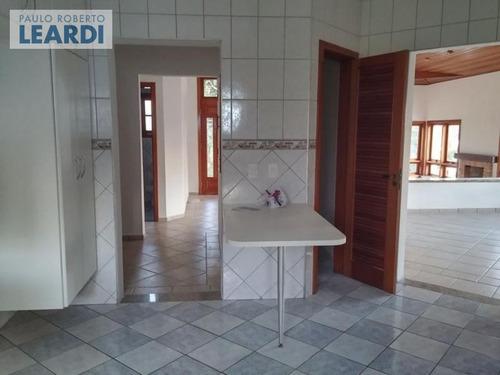 casa em condomínio condomínio arujazinho 3 - arujá - ref: 439630