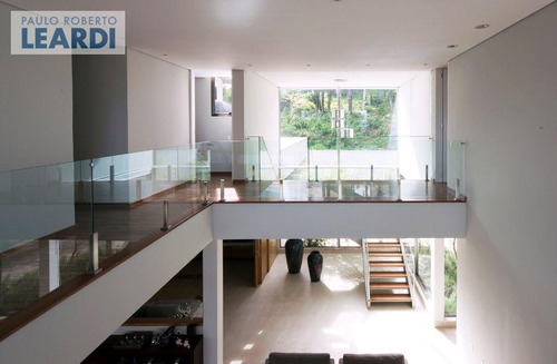 casa em condomínio condomínio arujazinho 3 - arujá - ref: 440784