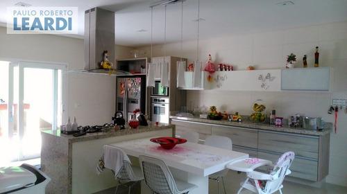 casa em condomínio condomínio arujazinho 3 - arujá - ref: 450905