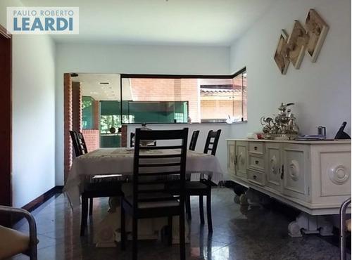 casa em condomínio condomínio arujazinho 3 - arujá - ref: 454746