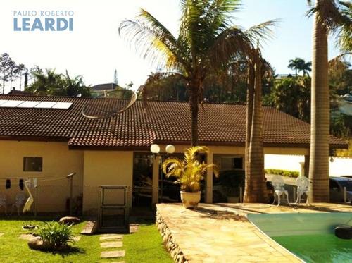 casa em condomínio condomínio arujazinho 3 - arujá - ref: 459243