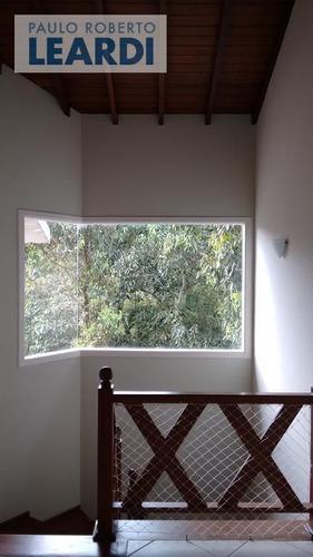 casa em condomínio condomínio arujazinho 3 - arujá - ref: 468122