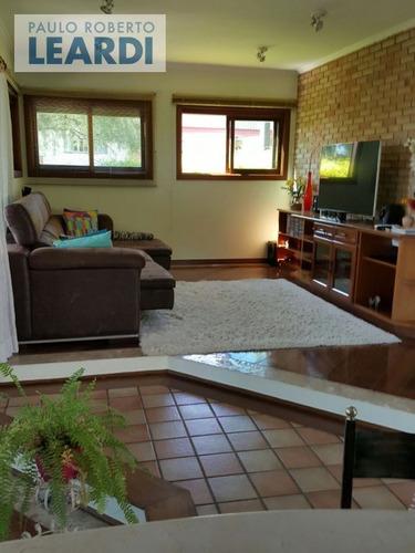 casa em condomínio condomínio arujazinho 3 - arujá - ref: 476740