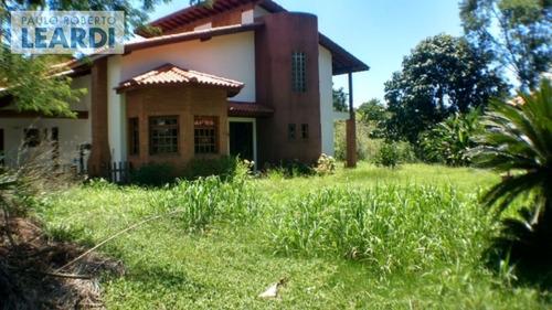 casa em condomínio condomínio arujazinho 3 - arujá - ref: 483825