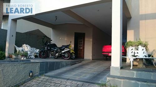 casa em condomínio condomínio arujazinho 3 - arujá - ref: 489766