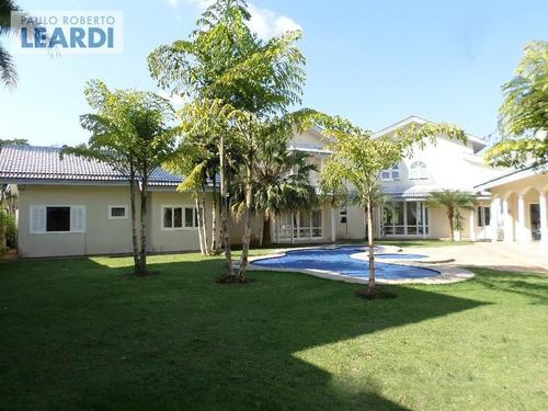 casa em condomínio condomínio arujazinho 3 - arujá - ref: 503439