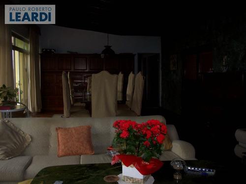 casa em condomínio condomínio arujazinho 4 - arujá - ref: 398719