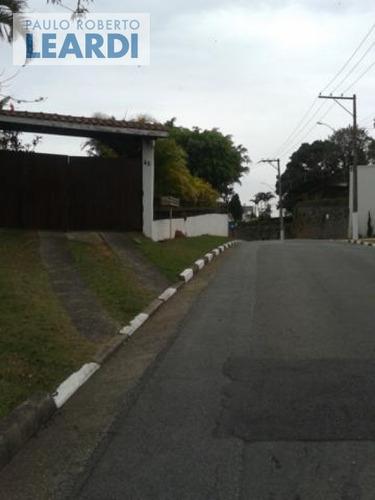 casa em condomínio condomínio arujazinho 4 - arujá - ref: 409785