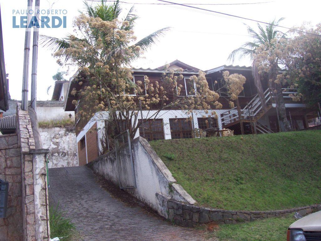 casa em condomínio condomínio arujazinho 4 - arujá - ref: 410330