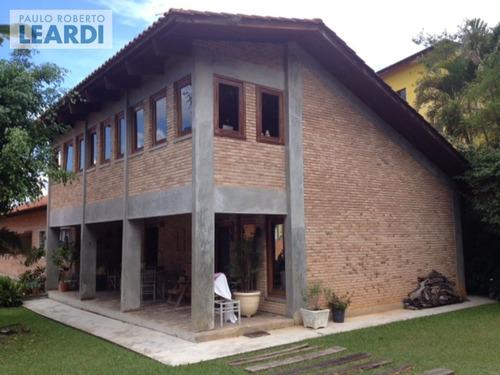 casa em condomínio condomínio arujazinho 4 - arujá - ref: 437734