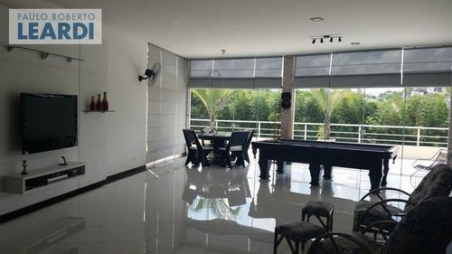 casa em condomínio condomínio arujazinho 4 - arujá - ref: 446763
