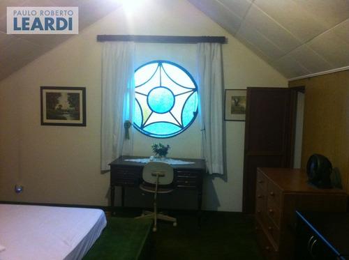 casa em condomínio condomínio arujazinho 4 - arujá - ref: 458404