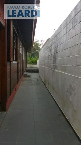 casa em condomínio condomínio arujazinho 4 - arujá - ref: 463618