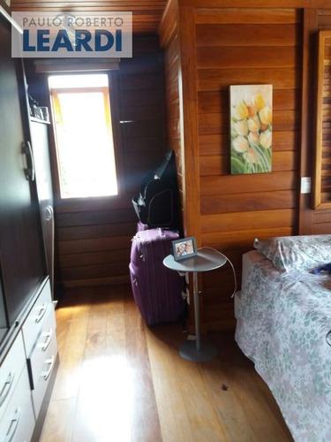 casa em condomínio condomínio arujazinho 4 - arujá - ref: 491381