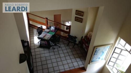 casa em condomínio condomínio arujazinho 4 - arujá - ref: 499606