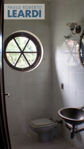 casa em condomínio condomínio arujazinho 4 - arujá - ref: 501594